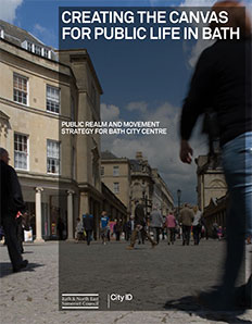 Bath public realm publication